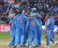 India v England ICC Trophy 2013