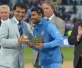 India v England ICC Trophy 2013 - Jadeja