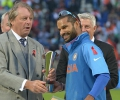 India v England ICC Trophy 2013 - Dhawan