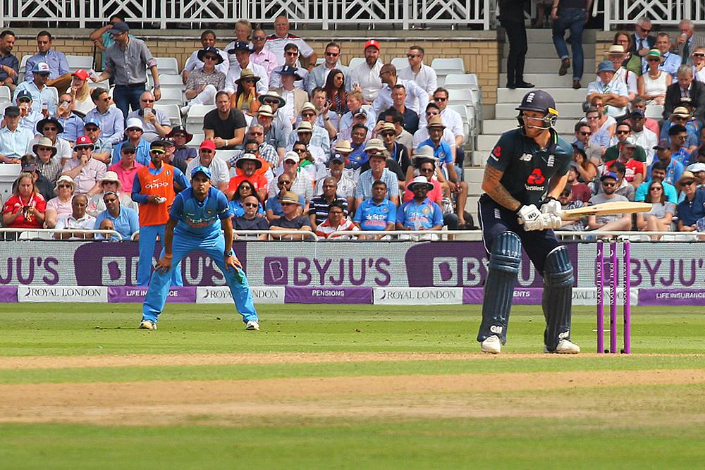 भारत v इंग्लैंड ODI 15