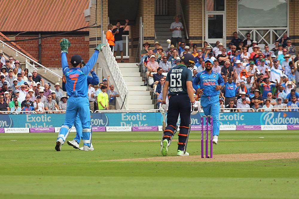 भारत v इंग्लैंड ODI 18