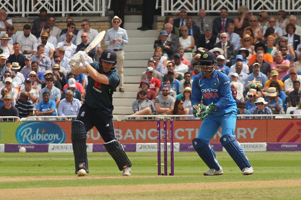 भारत v इंग्लैंड ODI 2