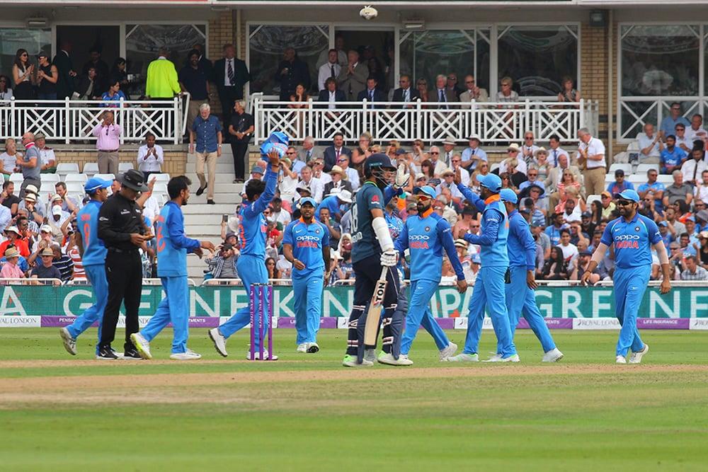 भारत v इंग्लैंड ODI 26