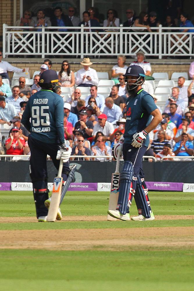 भारत v इंग्लैंड ODI 27