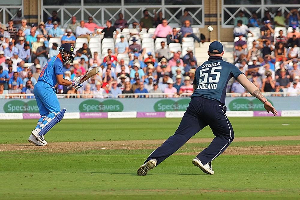 भारत v इंग्लैंड ODI 31