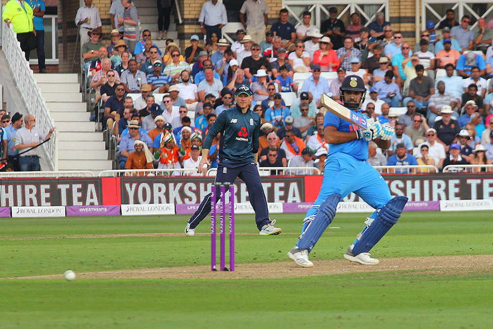 भारत v इंग्लैंड ODI 33