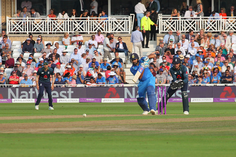 भारत v इंग्लैंड ODI 38