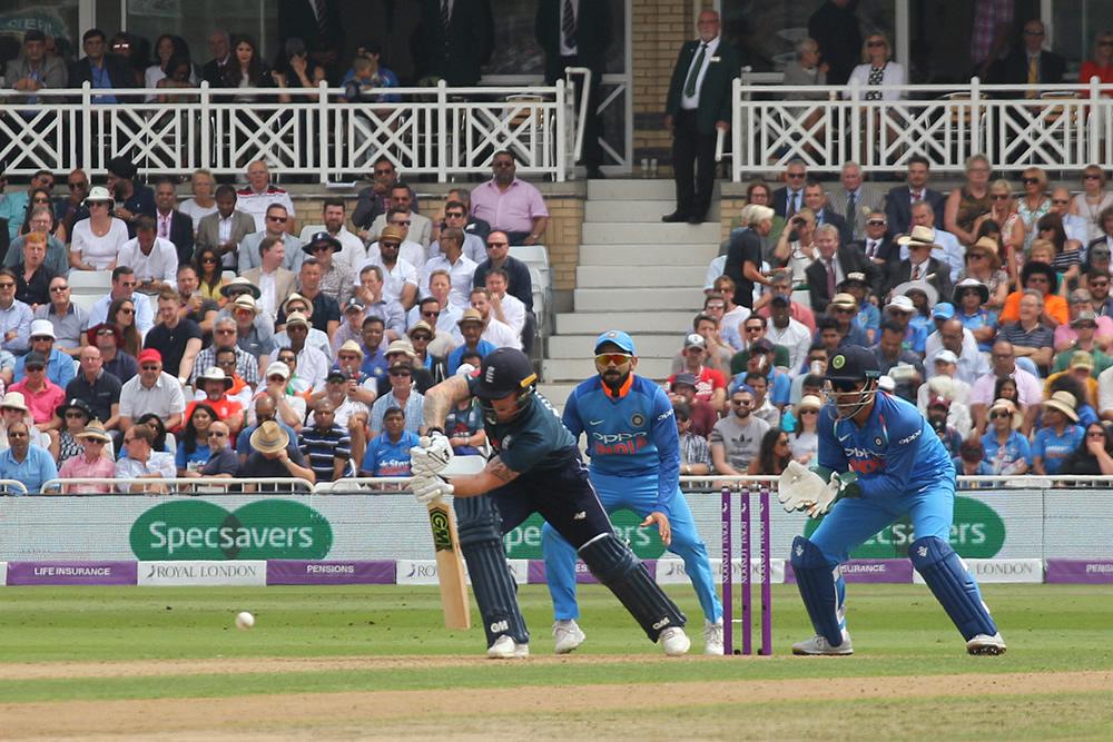 भारत v इंग्लैंड ODI 7