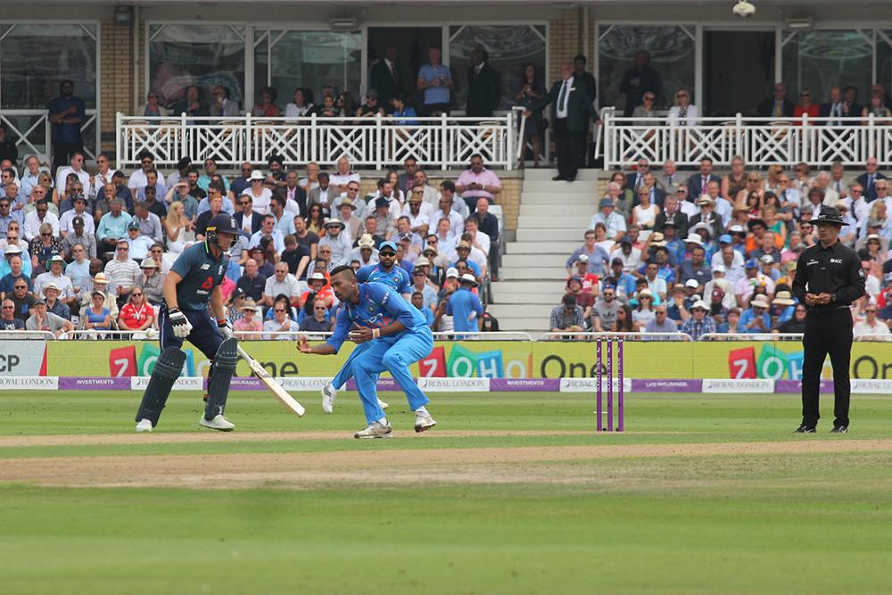 भारत v इंग्लैंड ODI 9