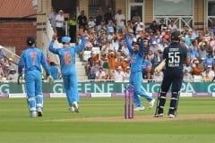 India v England ODI 25