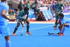 India blow away Pakistan 7-1 in Hockey World League 2017