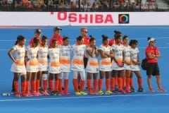 India Women's Hockey World Cup exit: London 2018