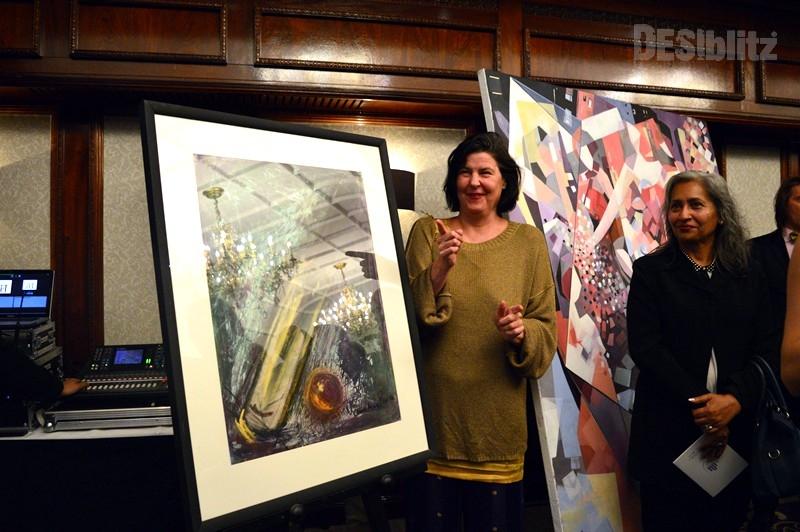 Indian Art Week ~ An Evening With Artists
