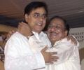 Jagjit Singh with Ghulam Ali