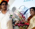 Jagjit Singh with Lata Mangeshkar