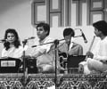 Early days - Jagjit Singh and Chitra Singh