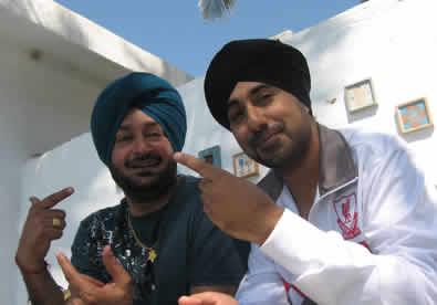 Jassi Sidhu and Malkit Singh