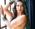 Sunny Leone in FHM India