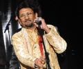Kuldeep Manak on stage