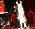 Kuldeep Manak on stage