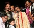 Kuldeep Manak receives award