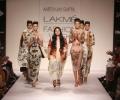 Lakme Fashion Week Winter/Festive 2014