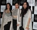 Designer Anamika Khanna, Lakme Face Kareena Kapoor and Purnima Lamba, Head, Innovations, Lakme