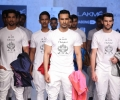 Model walks for Raghavendra Rathore