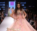 Model walks for Anushree Reddy