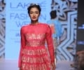 Model walks the ramp for Artivijay Gupta