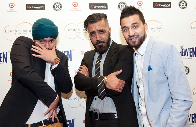 London Indian Film Festival Red Carpet