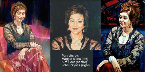 Meera Syal Portraits