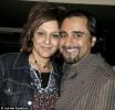 Meera Syal with Sanjeev