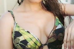 La modella pakistana Diya Ali