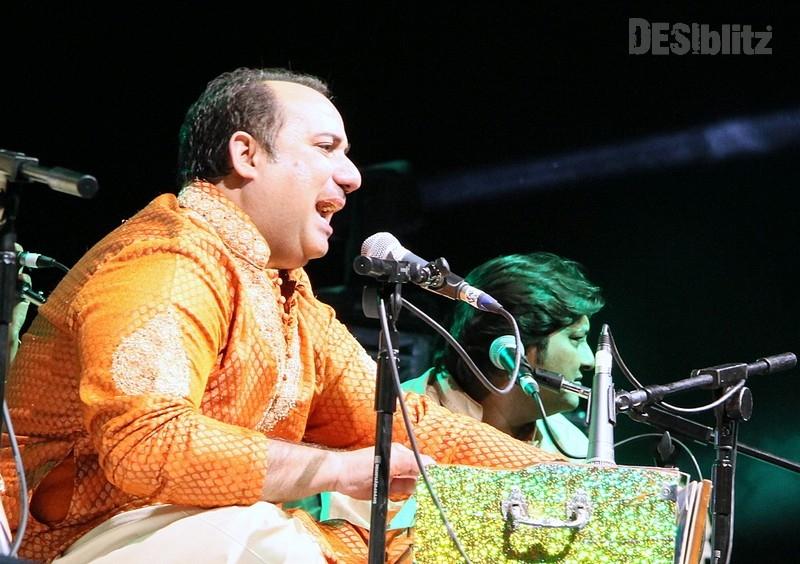 Rahat nusrat fateh ali khan qawwali