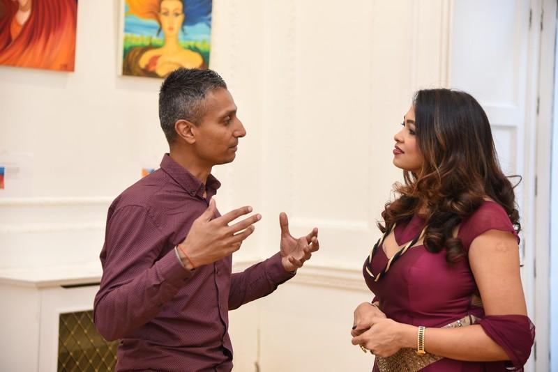 डॉ। राम्या मोहन की 'रागों पर मूड' एक बड़ी सफलता