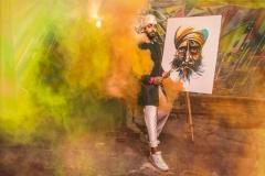 Creative Circle Presents.. Rang De! Powered by Ria