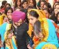 Satinder Sartaaj at Punjabi dance function