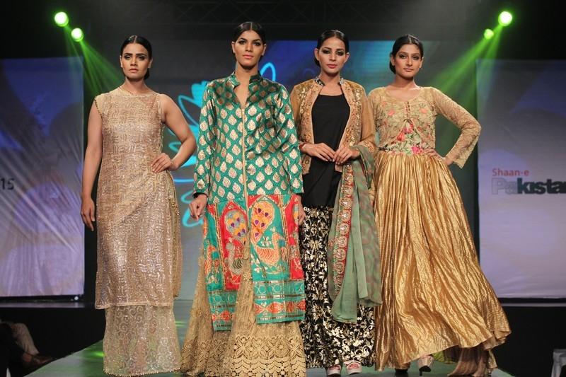 Shaan-e-Pakistan celebrates Indo-Pak Fashion
