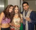 Shahin Badar with Juggy D