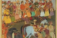 द क्वीन्स गॅलरी बकिंगहॅम पॅलेसमध्ये दक्षिण आशियाई पेंटिंग्ज