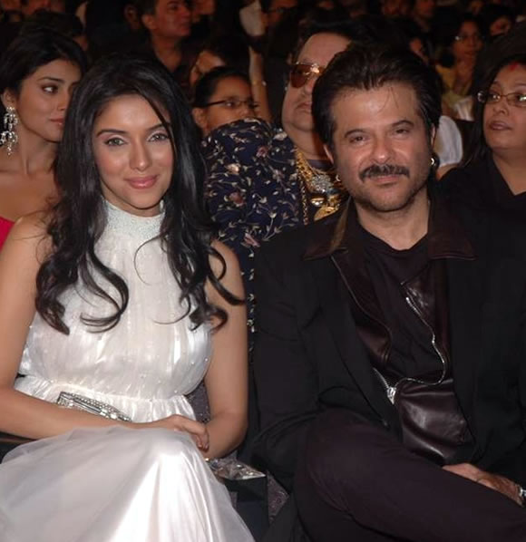 Asin and Anil Kapoor