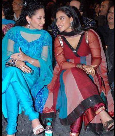 Manyata & Kajol