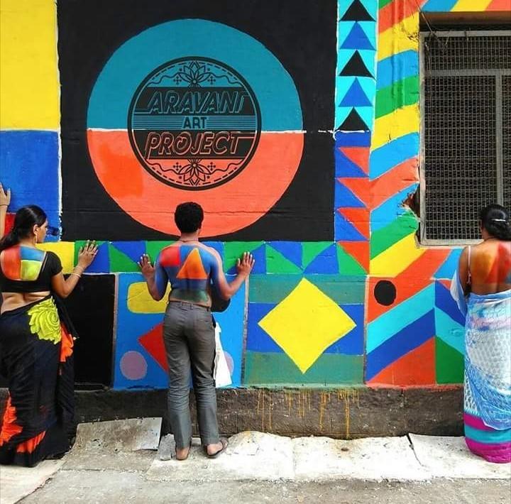 Street Art Empowers Transgender People in India