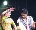 Abhishek & Ash@Unforgettable Tour 2008