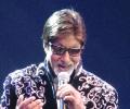 Amitabh Bachchan@Unforgettalbe Tour 2008