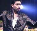 Abhishek@Unforgettable Tour 2008