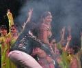 Amitabh Abhishek & Ash@Unforgettable Tour 2008