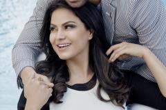 Veena Malik & Asad Bashir Khan Photoshoot give us Couple Goals!