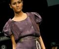 Winter Festive Lamke Fashion Week 2010